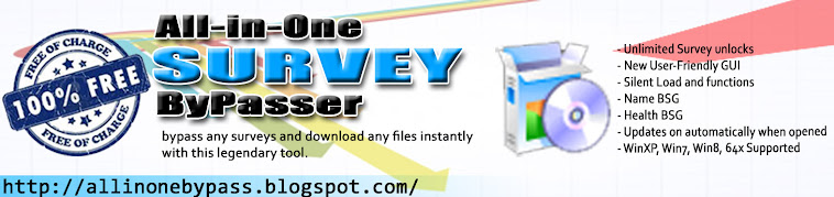 All-in-One Survey Bypasser - Free Download