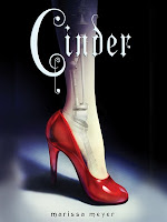 Cover of Cinder by Marissa Meyer