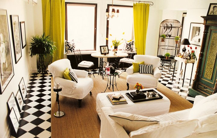 Interiors A La Vogue Fashion Meets Interior Design Check