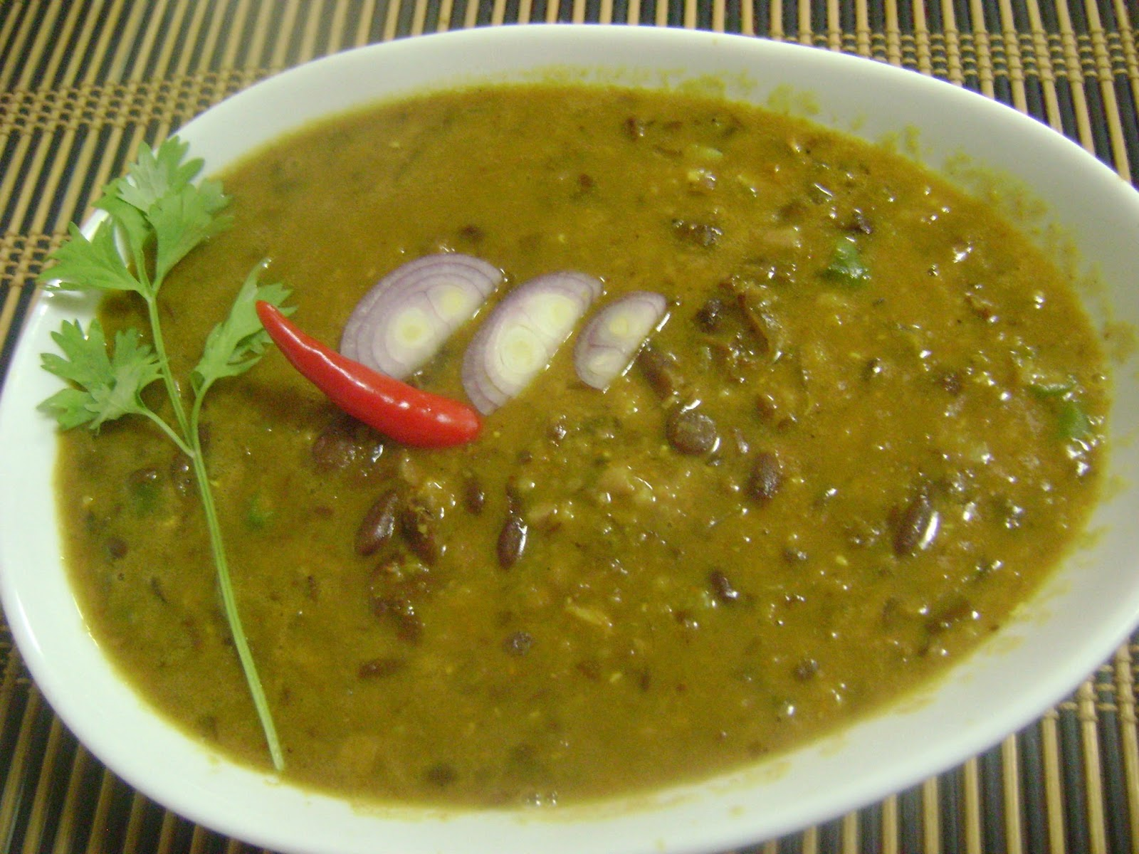 Bethicas kitchen flavours rajma with masoor dal kidney beans rajma with masoor dal kidney beans red lentils curry north indian style forumfinder Gallery