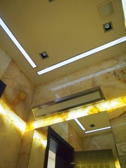 Баня оникс със светещ фриз 2