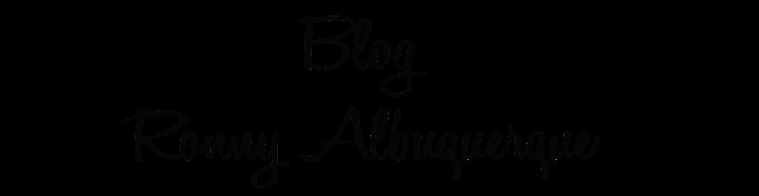 Blog Ronny Albuquerque