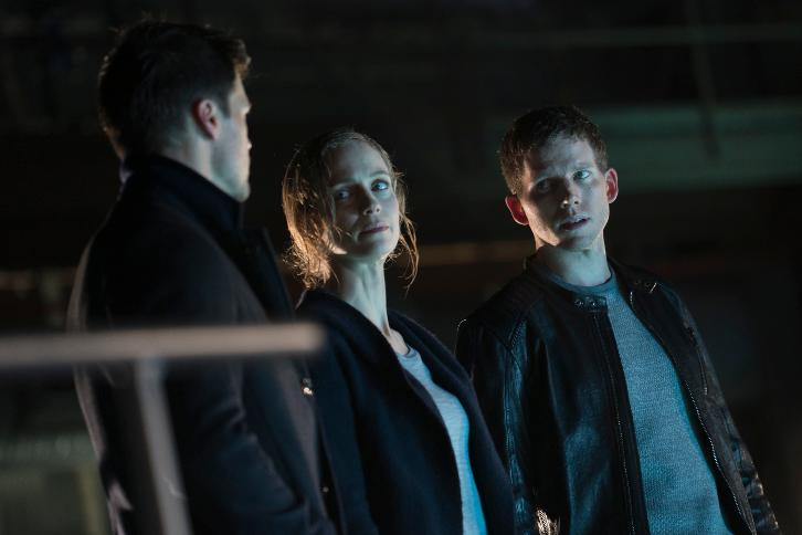 Minority Report - Episode 1.09 & 1.10 (Finale) - Promotional Photos