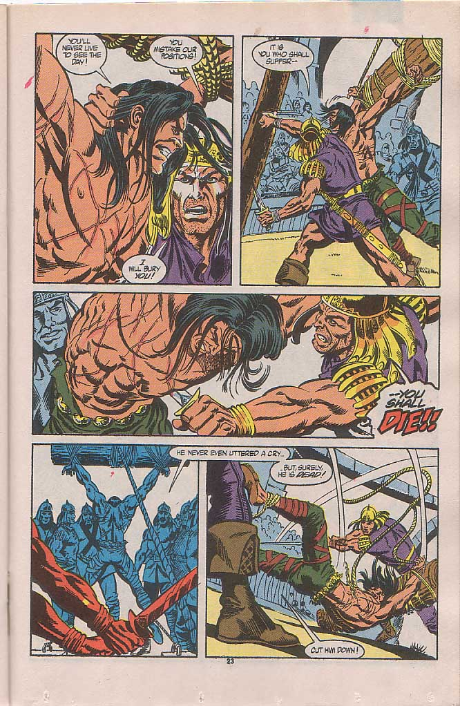 Conan the Barbarian (1970) Issue #238 #250 - English 18