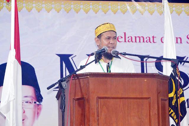 Baca ! Taujih Ketua Umum PKS Kota Medan pada Muscab DPC ke-4