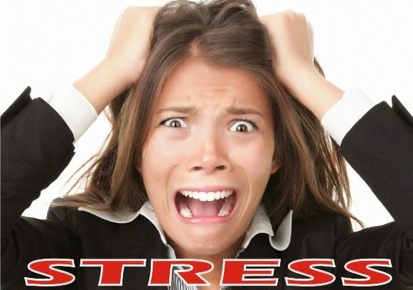 Cara Sehat Mengatasi Stress