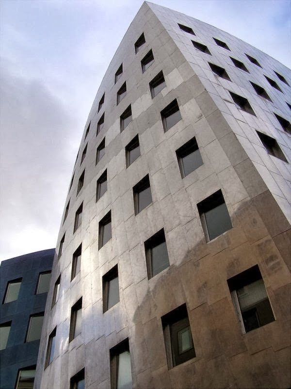 The Gehry Tower - Hanover, Germany -magrush.com