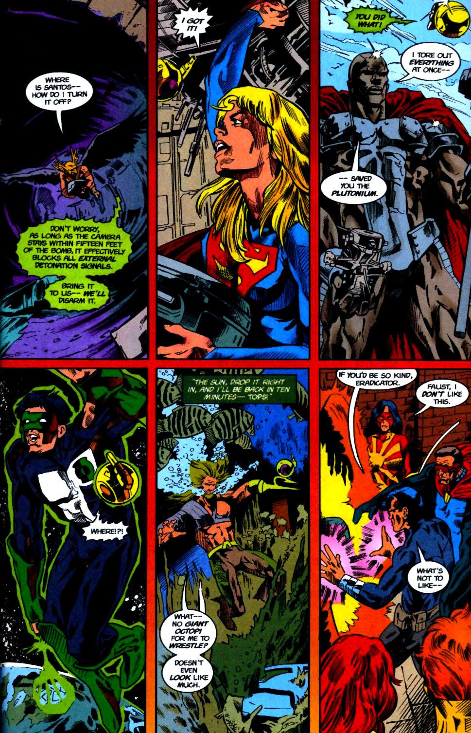 Deathstroke (1991) Issue #50 #55 - English 30