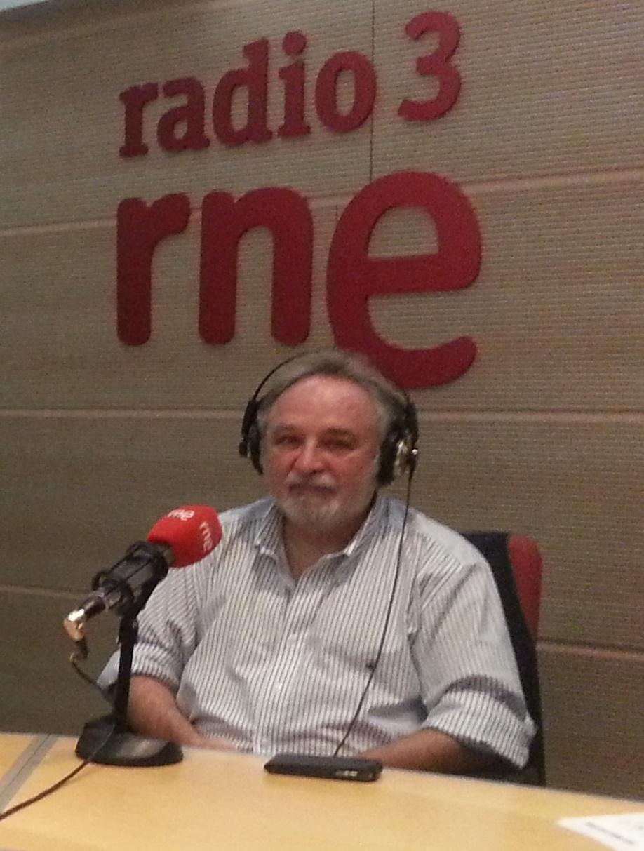 "JAL me entrevistó en ""Entre Probetas"""