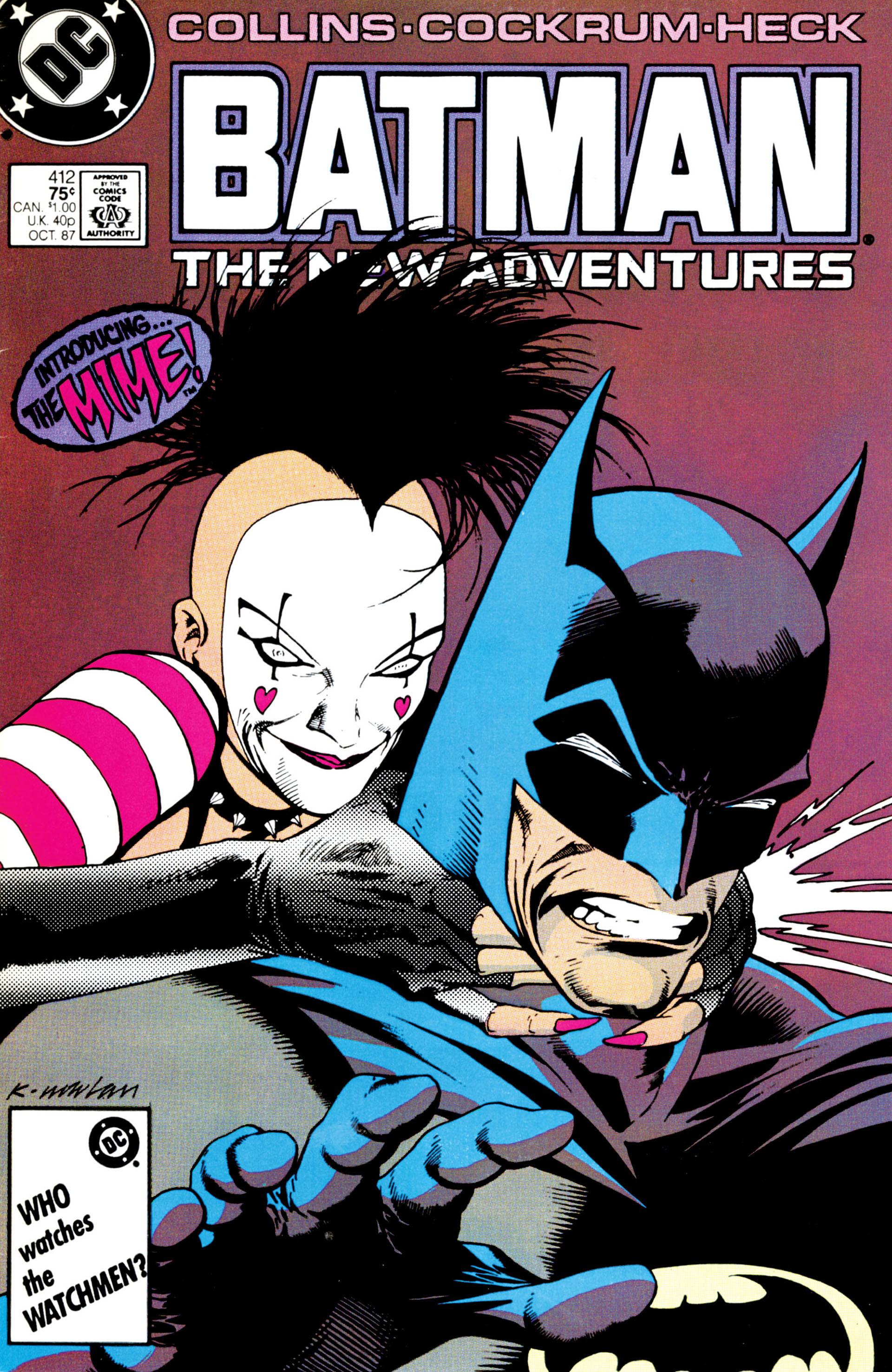 Batman (1940) 412 Page 1