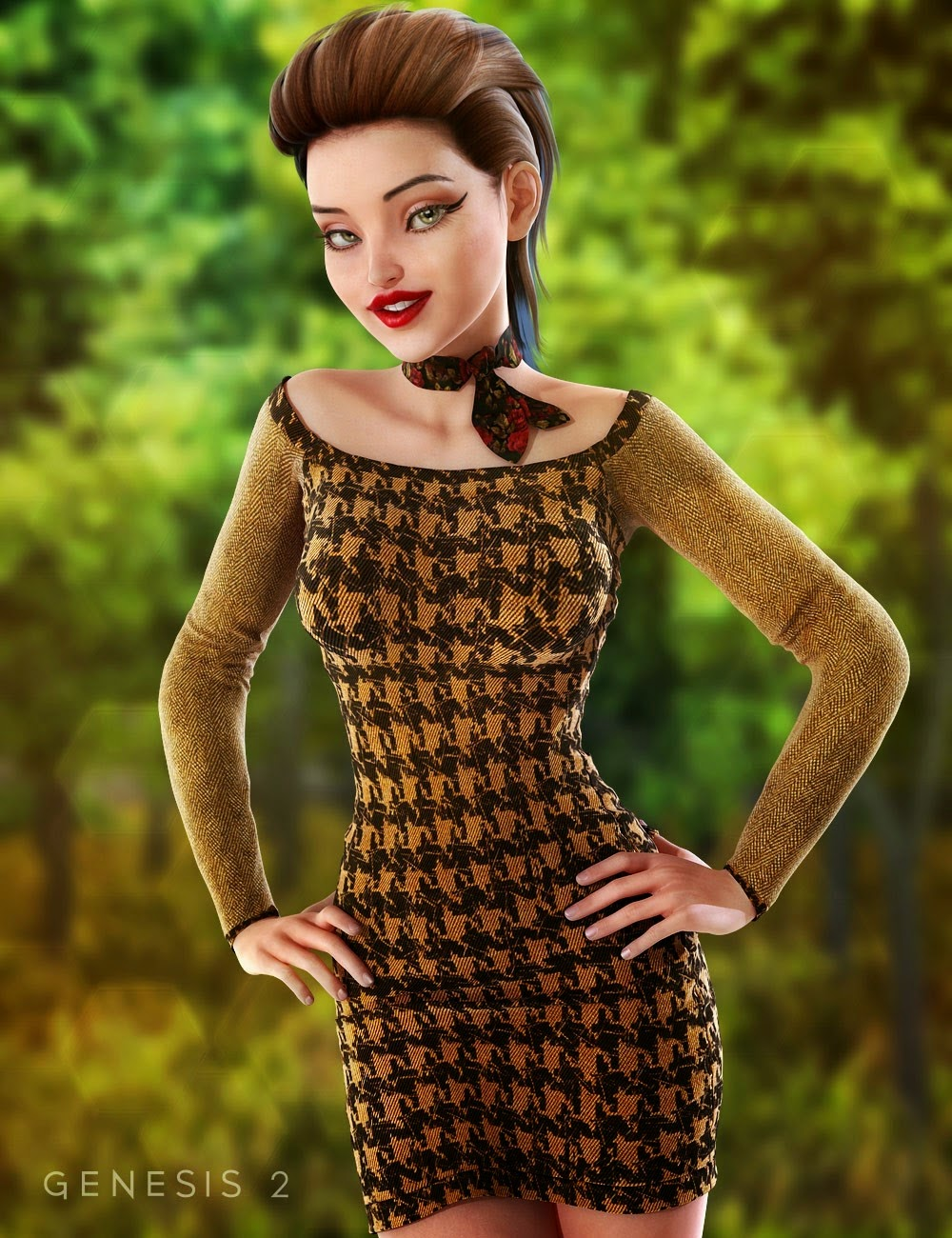 DAZ STUDIO - November Textures for Autumn