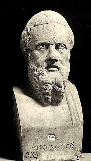 Древнегреческйи историк описавший быт и культуру разных народ, таких как скифы.