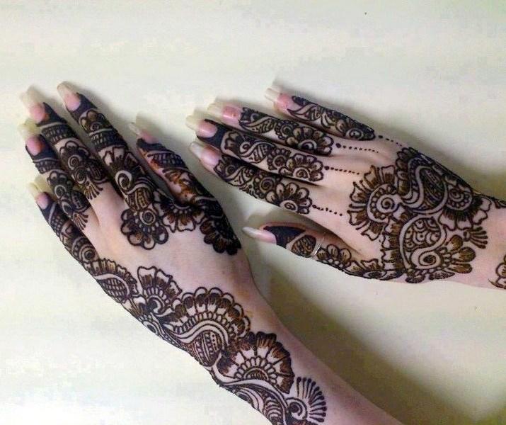 Henna Wallpaper: Bridal Mehndi Designs: Beautiful Indian Mehndi Designs