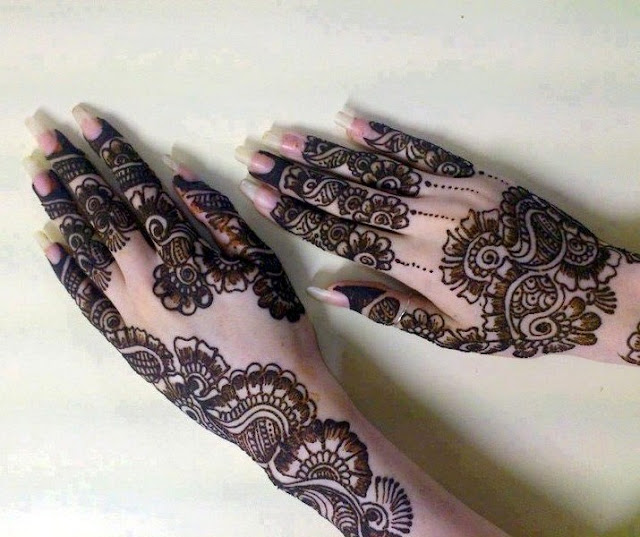 Bridal Mehndi Designs Beautiful Indian Mehndi Designs 2015-2016 Wallpapers Free Download