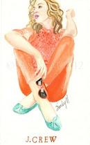 FASHION ILLUSTRATION by SANDY M