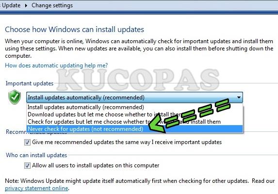 Cara Mengatasi Layar Windows 7 Yang Eror Menjadi Hitam