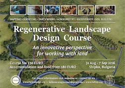 Regenerative Landscape Design Course
