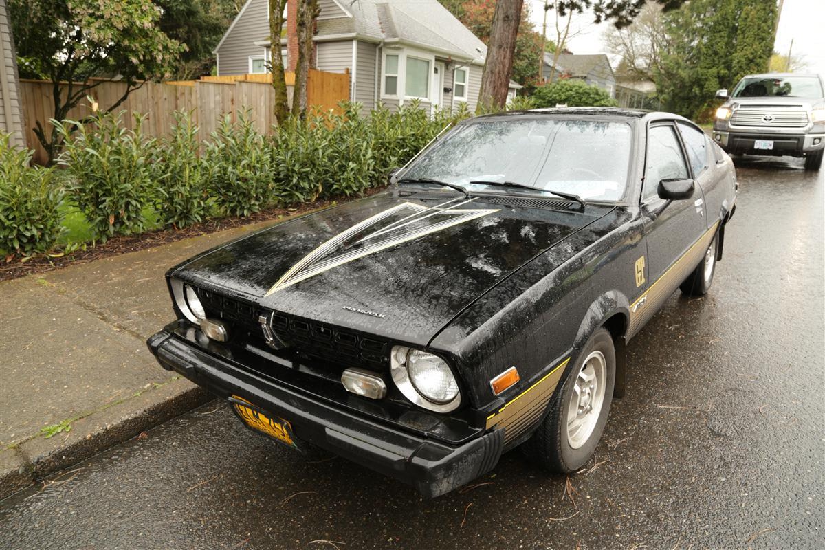 1978 Plymouth Arrow GT