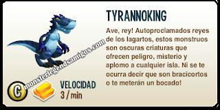 imagen de la descripcion del tyrannoking