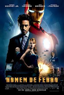 Assistir Homem de Ferro Dublado Online HD