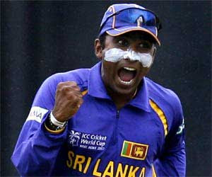 Sri Lanka skipper Mahela Jayawardene | ICC T20 World Cup