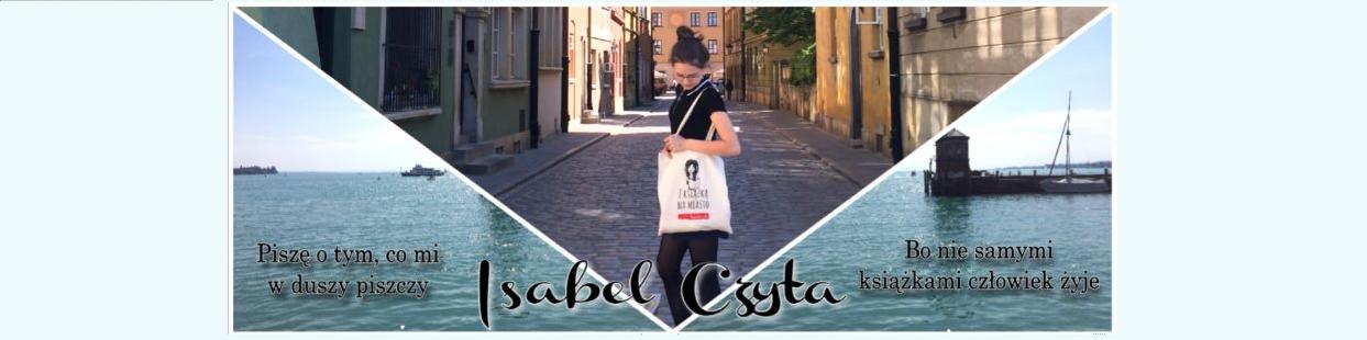Isabel Czyta - blog nie tylko o książkach