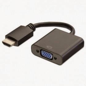 Kabel HDMI to VGA