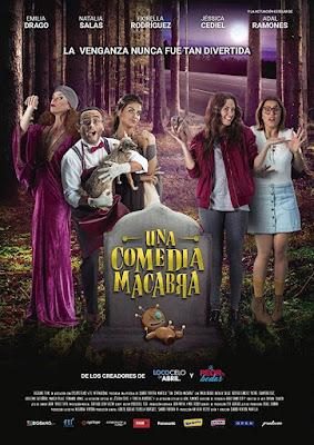 Una Comedia Macabra 2017 Custom HD Latino