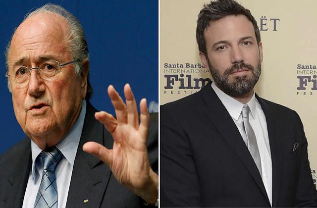 Ben Affleck llevará al cine el escándalo FIFA