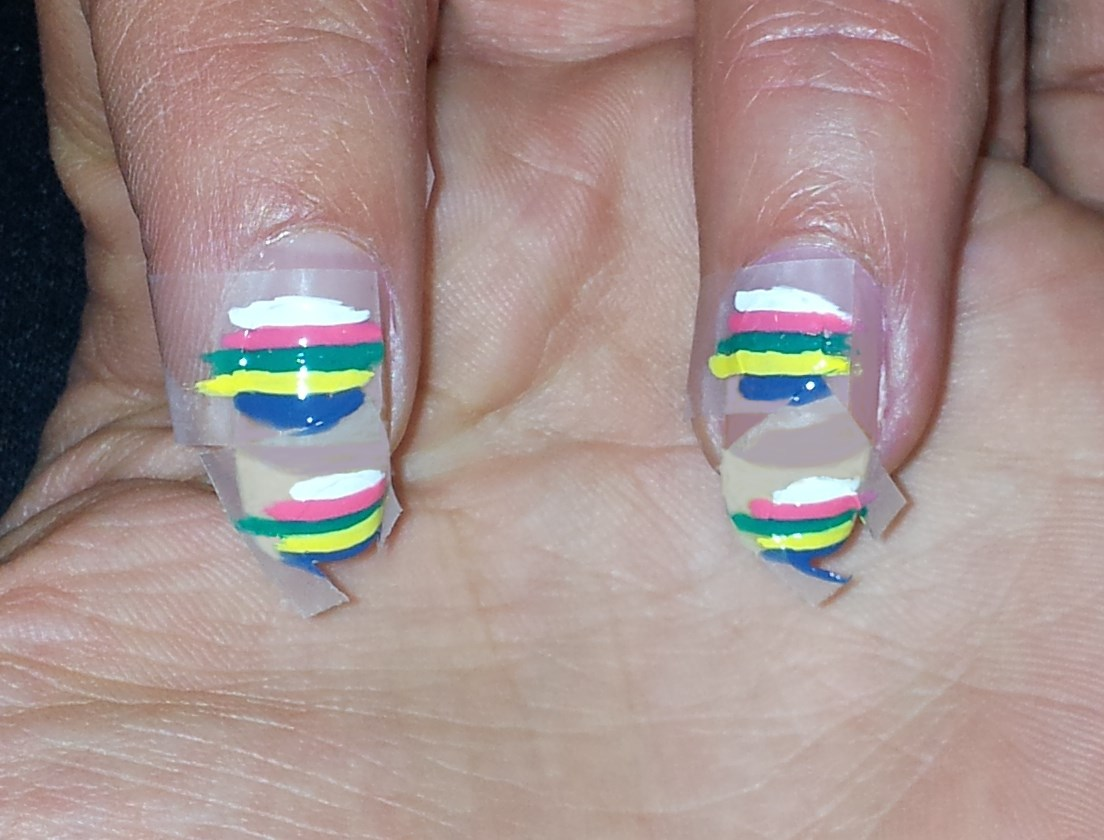 365 days of nail art june 2013 solutioingenieria Images