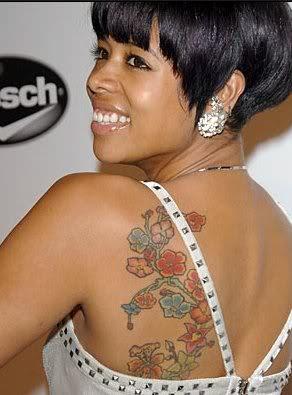 Fotos de desenhos de Tatuagens de Famosos