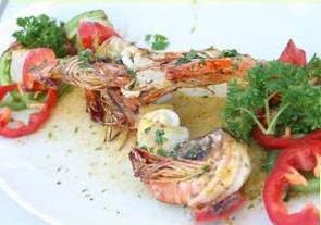 Seafood Skewers Recipe
