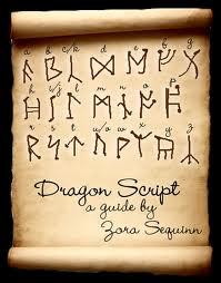 things of legend: dragon script
