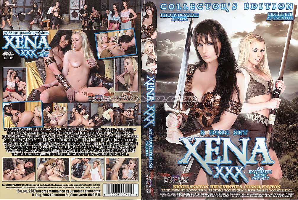 Love XXX movie cover
