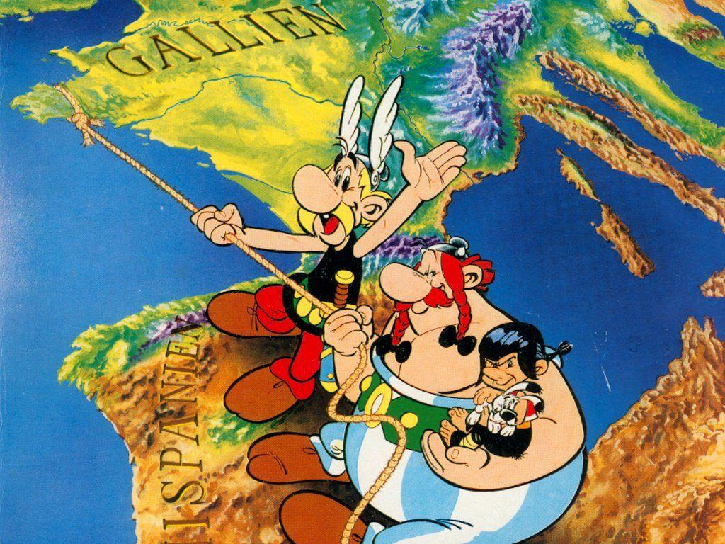 Lovella Licznar Asterix Wallpaper