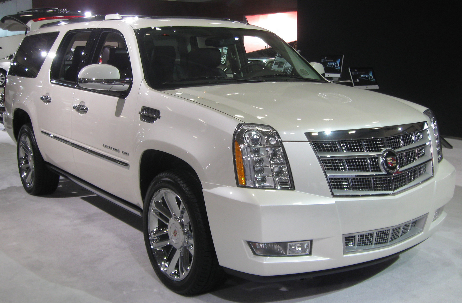 Dreams Sports Cars 2012 Cadillac Escalade Esv Platinum