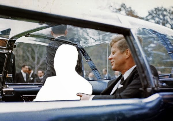 JFK and the bubbletop