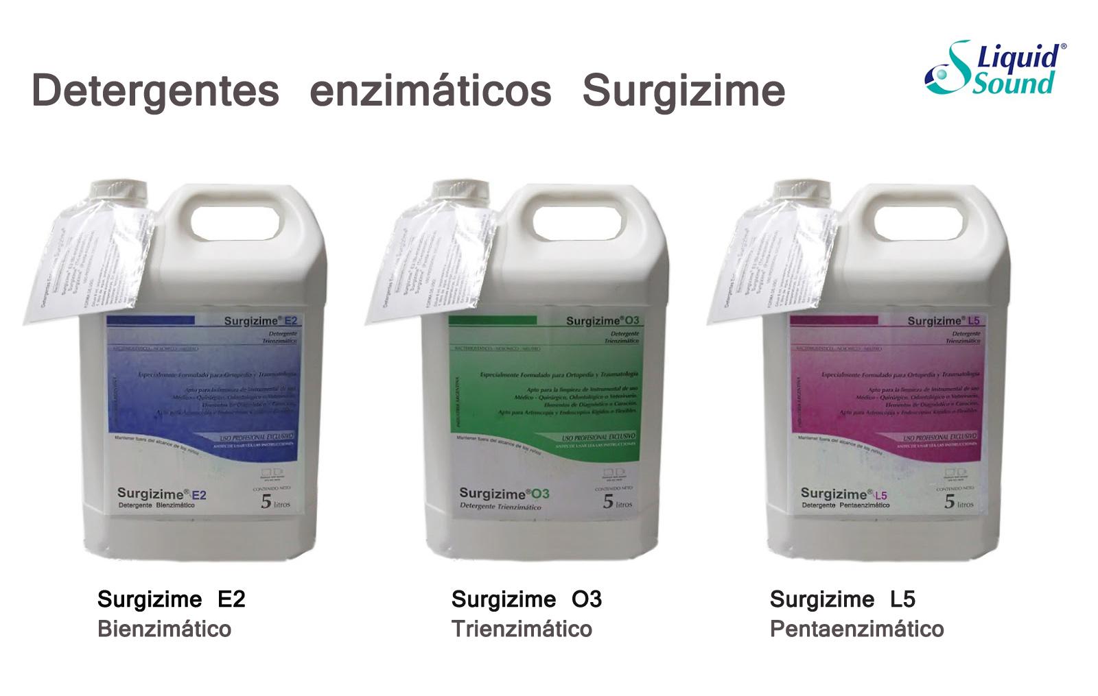 Liquid sound detergentes enzim ticos surgizime for Cual es el mejor detergente para lavadora