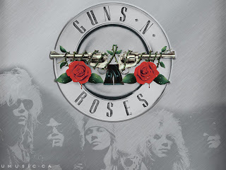 Guns N' Roses Pistol Album Art High Definition Wallpaper