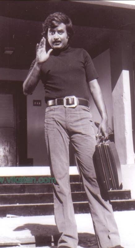 'Style Samrat' Rajinikanth