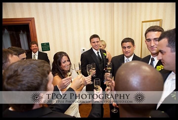 Turf Valley Wedding Waterford Ballroom