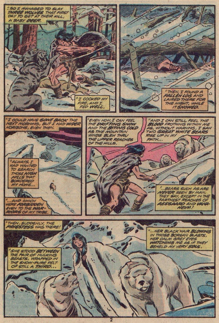 Conan the Barbarian (1970) Issue #48 #60 - English 3