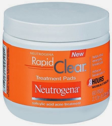 Neutrogena Rapid Clear Treatment Pads - Rapid Clear Treatment Pads