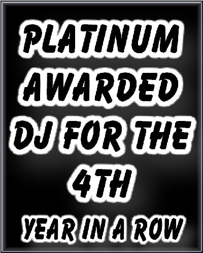 Platinum Awarded DJ