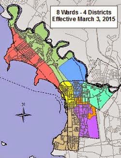 Ward Map 2014