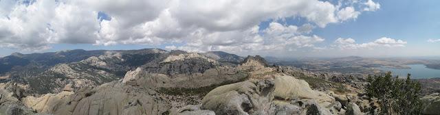 Cumbre del Yelmo Panoramica