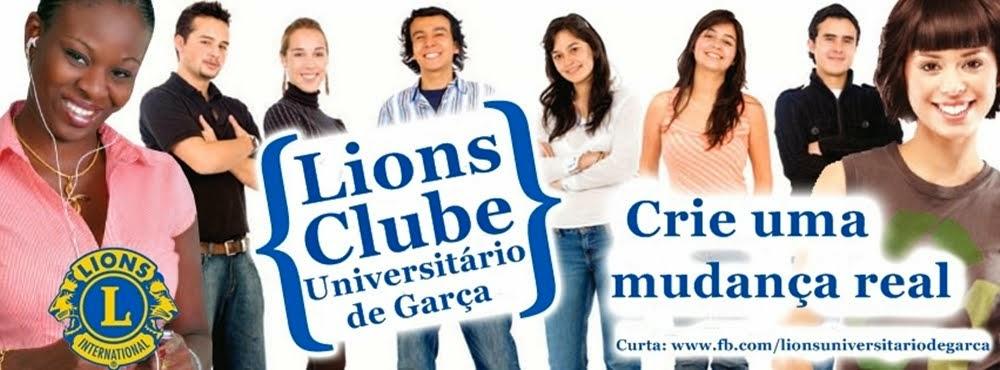 Lions Clube Universitário de Garça