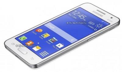 Samsung Galaxy Core 2 Bertenaga Quad-core dan Android KitKat