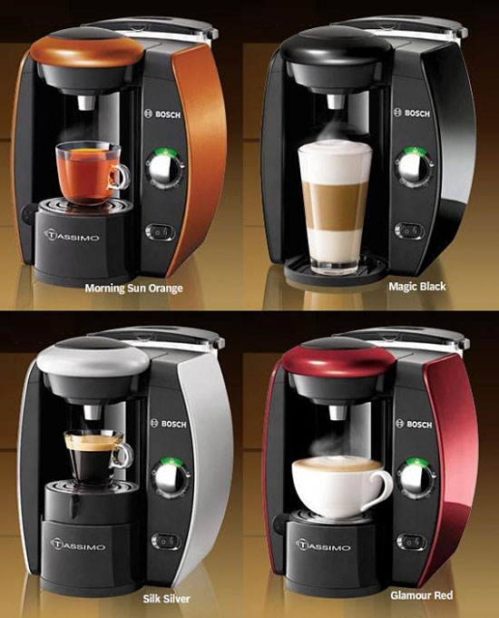 Coffee Maker Braun Tassimo : coffee site: TYPE BOSCH TASSIMO COFFEE BREWER-GOES HIGH ON SPEED