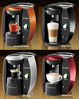 Bosch Tassimo coffee brewer goes low on noise and high on speed
